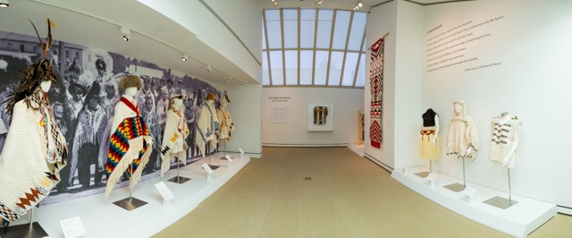 Portland Art Museum Photo: Exhibition Restoring the Breath