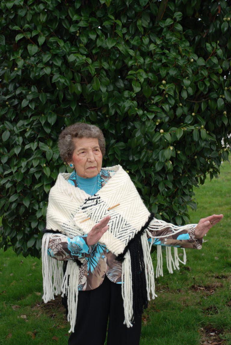 Chief Janice George's Teacher and Late Grandmother Kwitelut-t Lena Jacobs